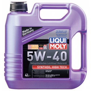 Synthoil High Tech 5W-40 4л